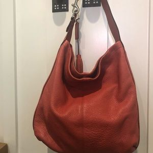 Coach Bags - Coach Avery Leather Hobo Shoulder Bag